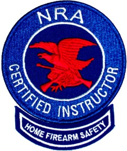 NRA Home Firearm